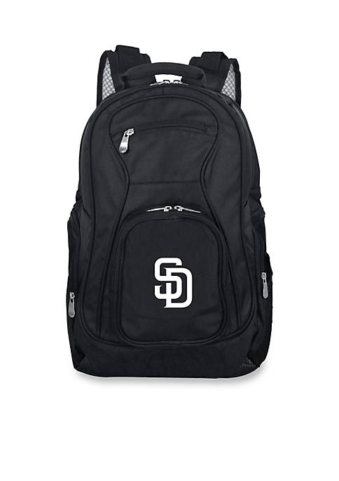 Denco San Diego Padres Premium 19 Laptop Backpack