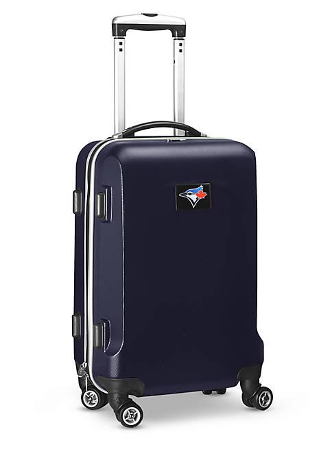 Toronto Blue Jays 20-in. 8 wheel ABS Plastic Hardsided Carry-on