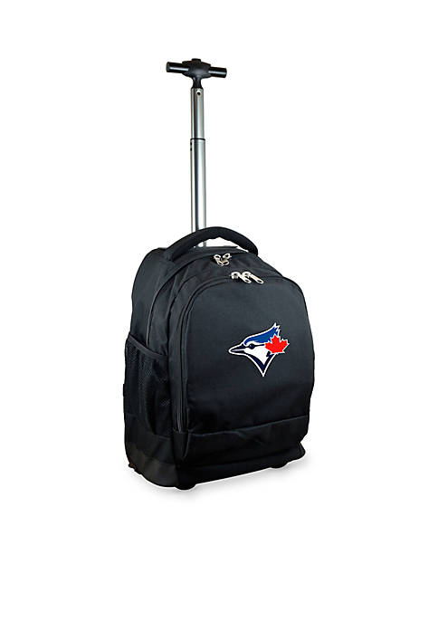 Mojo Toronto Blue Jays Premium Wheeled Backpack