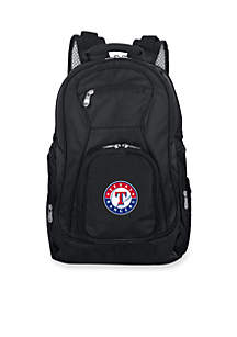Texas Rangers Premium 19-in. Laptop Backpack