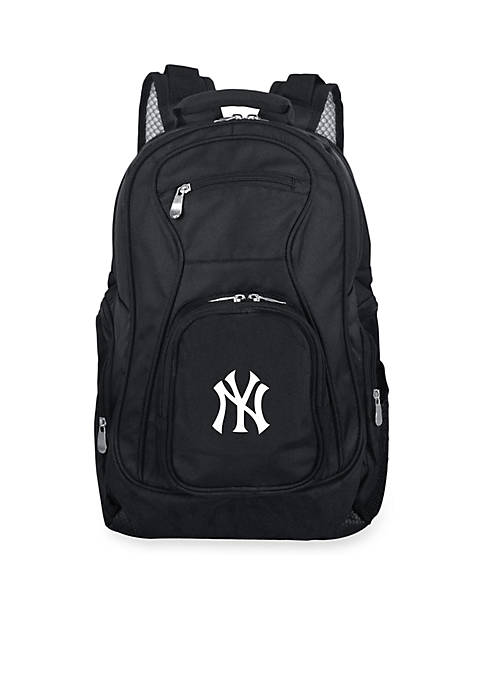 New York Yankees Premium 19-in.  Laptop Backpack