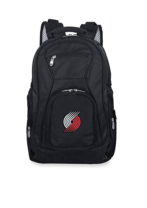 Denco Portland Trail Blazers Premium 19-in. Laptop Backpack