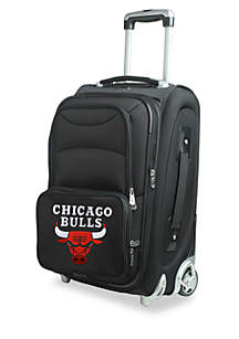 NBA Chicago Bulls Luggage Rolling Carry-On