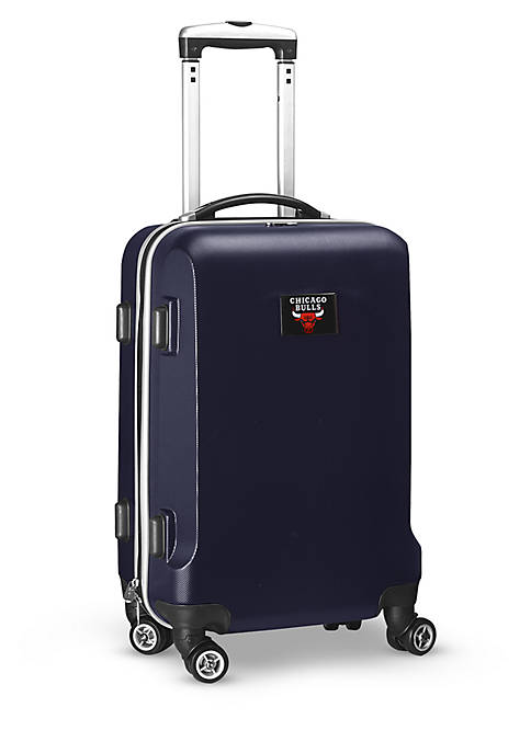 Chicago Bulls 20-in. 8 wheel ABS Plastic Hardsided Carry-on