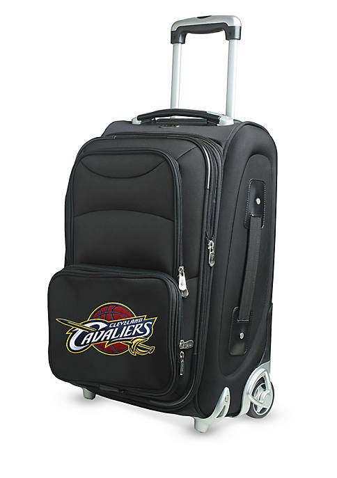 Denco NBA Cleveland Cavaliers Luggage Carry-On