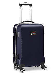 Cleveland Cavaliers 20-in. 8 wheel ABS Plastic Hardsided Carry-on
