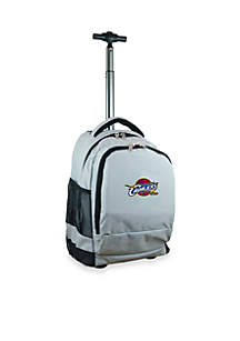 Cleveleland Cavaliers Premium Wheeled Backpack