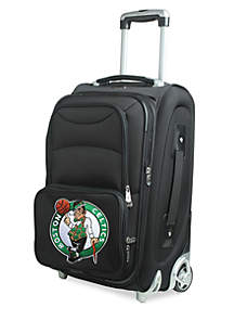 Denco NBA Boston Celtics Luggage Carry-On