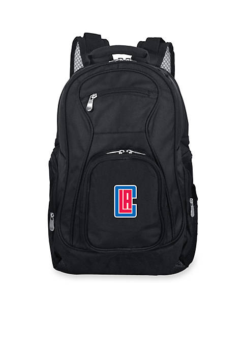 Denco Los Angeles Clippers Premium 19-in. Laptop Backpack