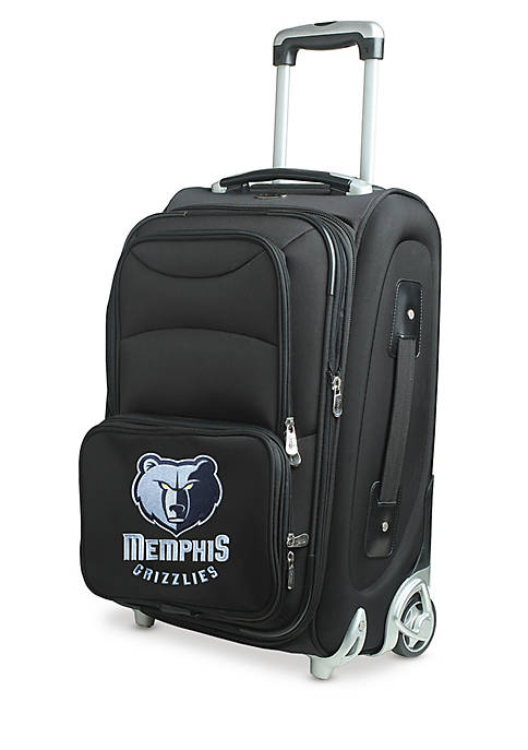 Denco NBA Memphis Grizzlies Luggage Carry-On