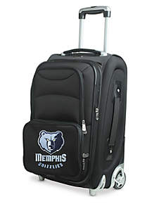 Denco NBA Memphis Grizzlies Luggage Carry-On