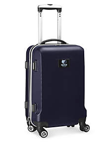 Memphis Grizzlies 20-in. 8 wheel ABS Plastic Hardsided Carry-on