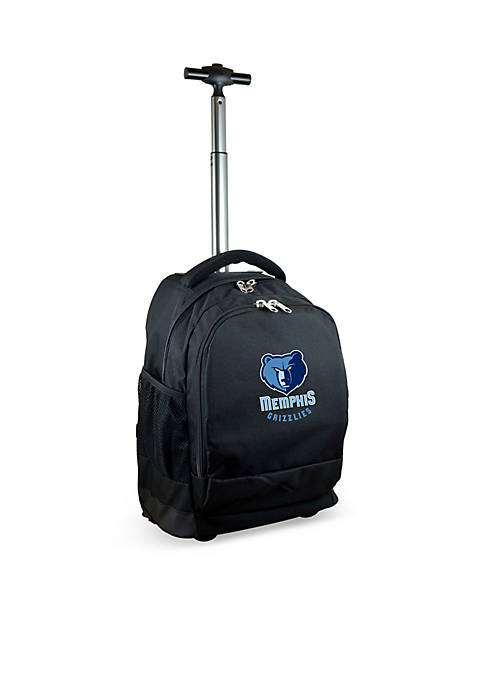 Mojo Memphis Grizzlies Premium Wheeled Backpack