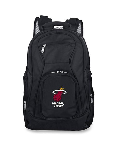 Miami Heat Premium 19-in. Laptop Backpack