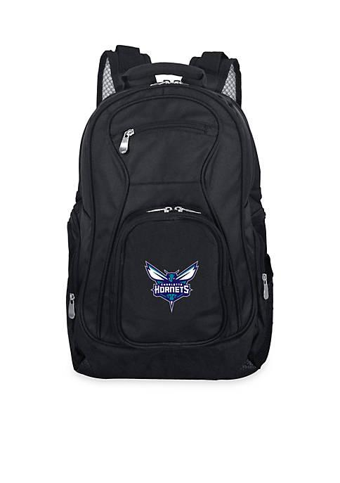 Denco Charlotte Hornets Premium 19-in. Laptop Backpack