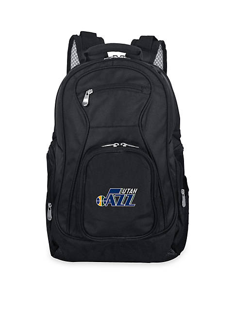 Denco Utah Jazz Premium 19-in. Laptop Backpack