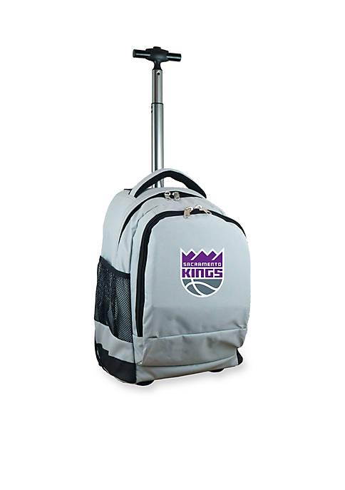 Mojo Sacramento Kings Premium Wheeled Backpack