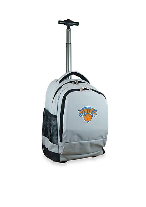 Mojo New York Knicks Premium Wheeled Backpack