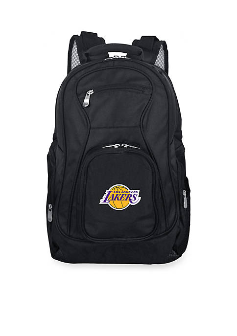 Denco Los Angeles Lakers Premium 19-in. Laptop Backpack