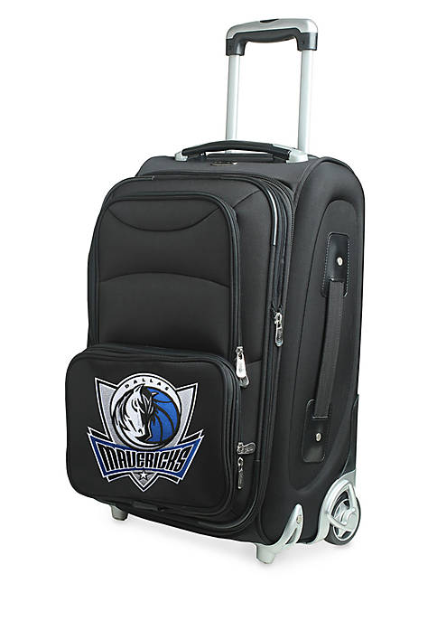 Denco NBA Dallas Mavericks Luggage Carry-On