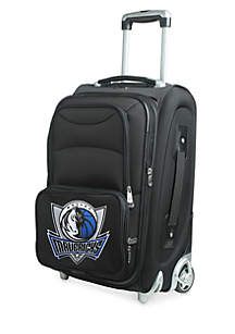 Denco NBA Dallas Mavericks Luggage Carry-On