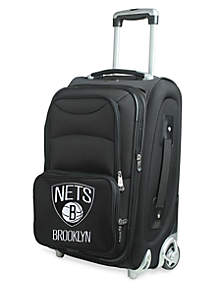 Denco NBA Brooklyn Nets Luggage Carry-On