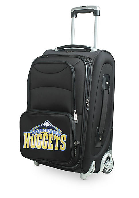 Denco NBA Denver Nuggets Luggage Carry-On