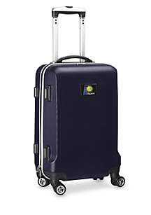Indiana Pacers 20-in. 8 wheel ABS Plastic Hardsided Carry-on
