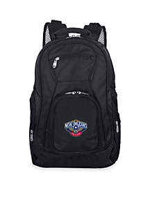 Denco New Orleans Pelicans Premium 19-in. Laptop Backpack