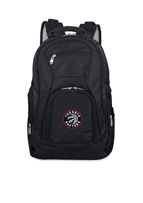 Denco Toronto Raptors Premium 19-in. Laptop Backpack