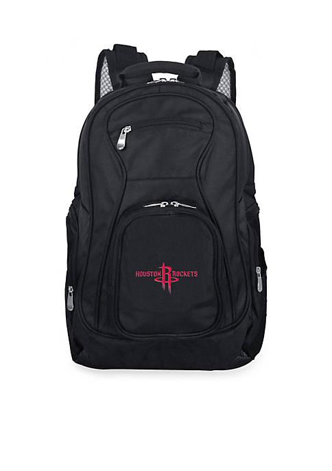 Denco Houston Rockets Premium 19-in. Laptop Backpack