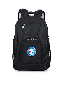 Philadelphia 76ers Premium 19-in. Laptop Backpack