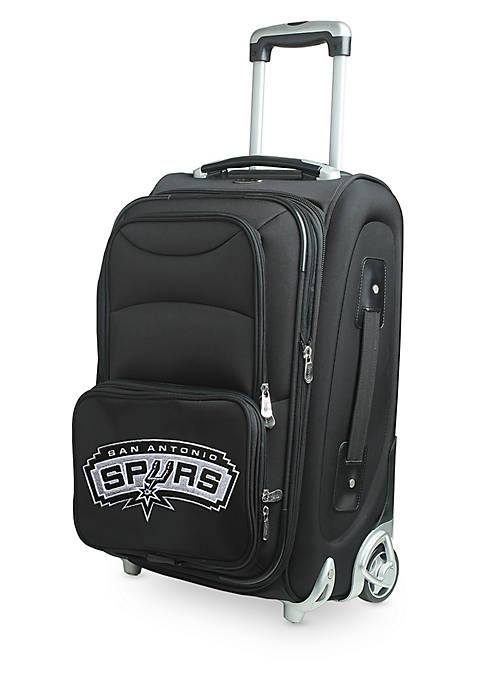 Denco NBA San Antonio Spurs Luggage Carry-On 21-in.