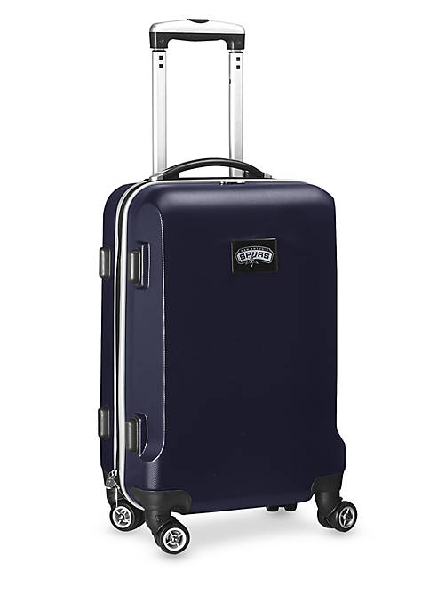 San Antonio Spurs 20-in. 8 wheel ABS Plastic Hardsided Carry-on