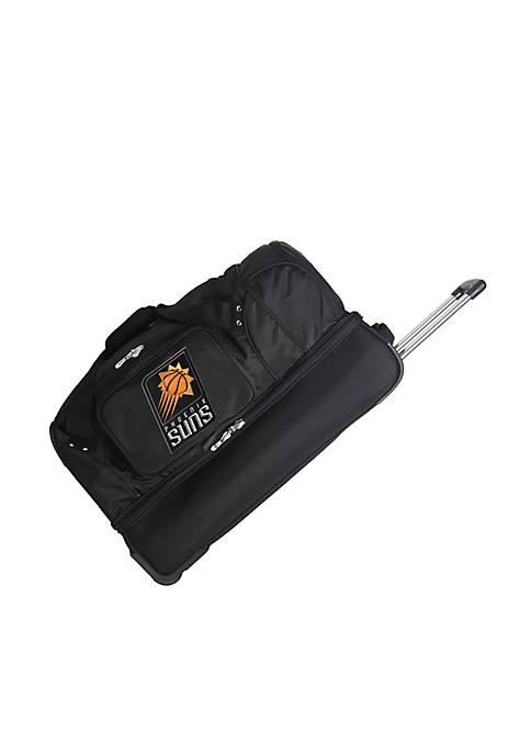 Denco NBA Phoenix Suns 27-in. Wheeled Duffel Bag