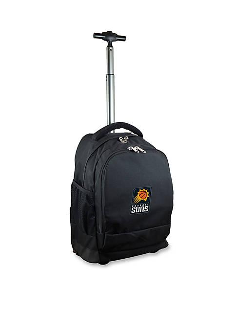 Mojo Phoenix Suns Premium Wheeled Backpack