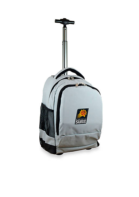 Phoenix Suns Premium Wheeled Backpack