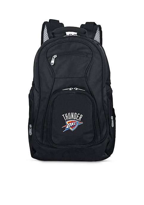 Oklahoma City Thunder Premium 19-in. Laptop Backpack