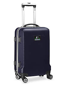 Minnesota Timberwolves 20-in. 8 wheel ABS Plastic Hardsided Carry-on