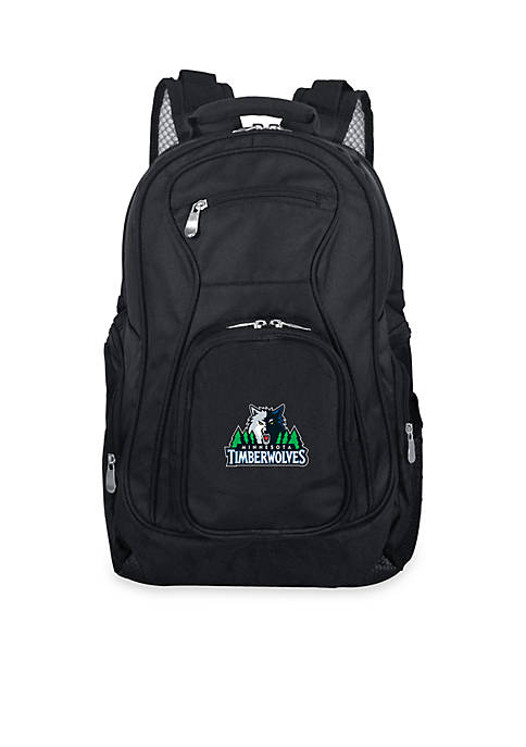 Denco Minnesota Timberwolves Premium 19-in. Laptop Backpack