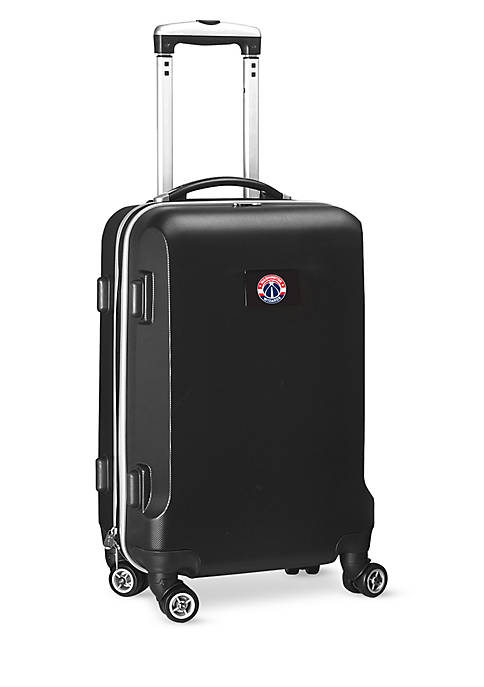 Washington Wizards 20-in. 8 wheel ABS Plastic Hardsided Carry-on