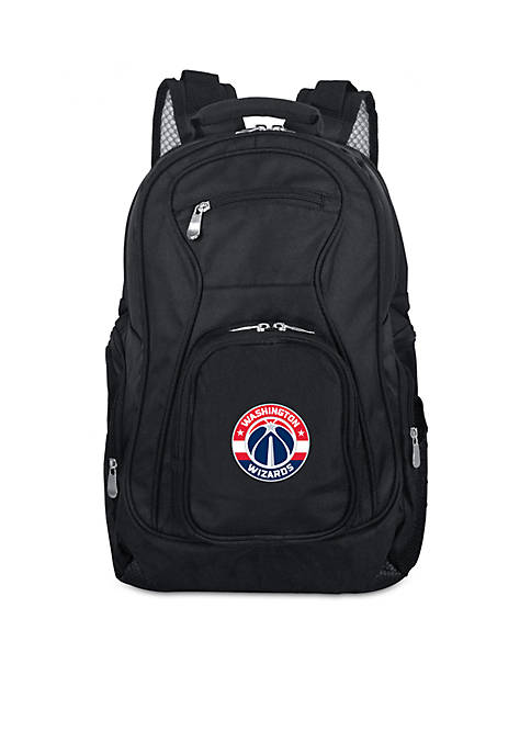 Denco Washington Wizards Premium 19-in. Laptop Backpack