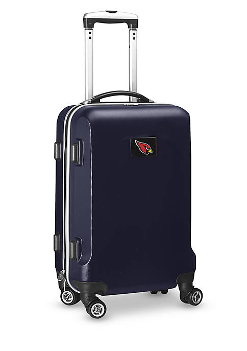 Arizona Cardinals 20-in. 8 wheel ABS Plastic Hardsided Carry-on