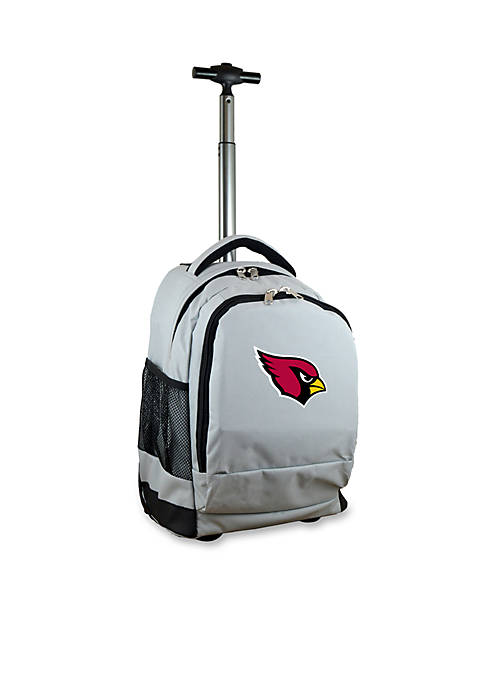 Mojo Arizona Cardinals Premium Wheeled Backpack