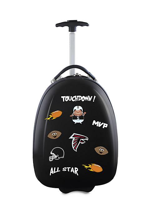 Mojo NFL Atlanta Falcons Kids Pod Luggage