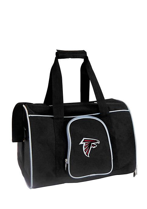 Mojo NFL Atlanta Falcons Premium 16-in. Pet Carrier