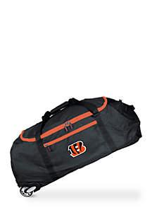 Cincinnati Bengals 36-in. Collapsible Duffel