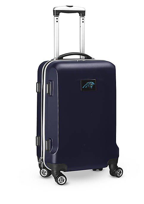 Carolina Panthers 20-in. 8 wheel ABS Plastic Hardsided Carry-on