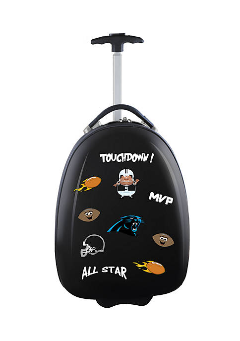Mojo NFL Carolina Panthers Kids Pod Luggage