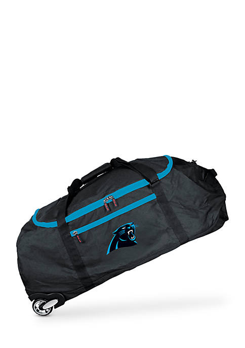 Mojo Carolina Panthers 36-in. Collapsible Duffel